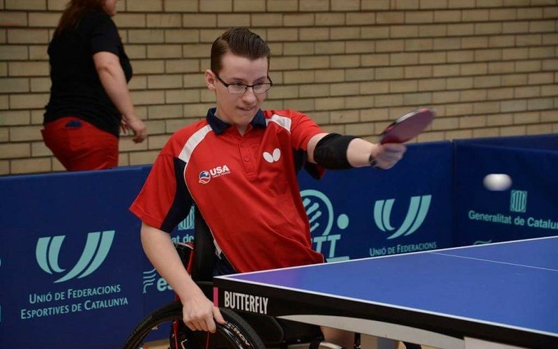 Jenson Van Emburgh Takes More Medals on his Paralympic Journey