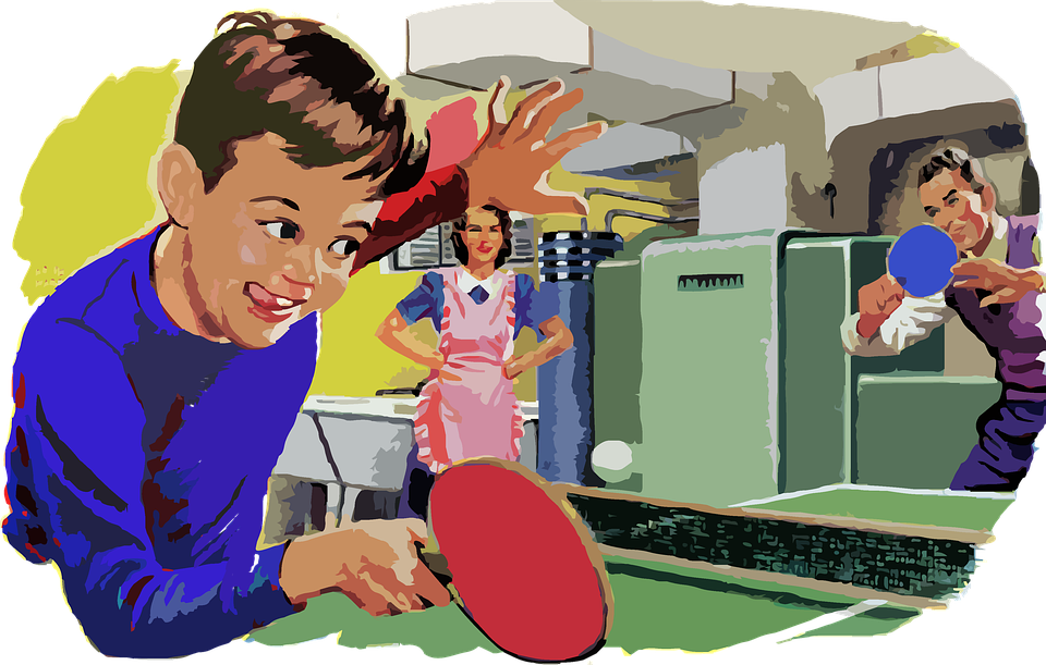 What Are the Benefits of Playing Table Tennis
